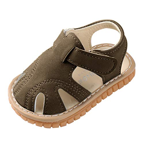 WINJIN Sandales Bébé Filles Garçon Chaussures D'été pour Enfants Plate Sneakers Baskets Mode Sports Plage Mules Premiers Pas Infant Girls Boys Toddler Chaussures de Casual