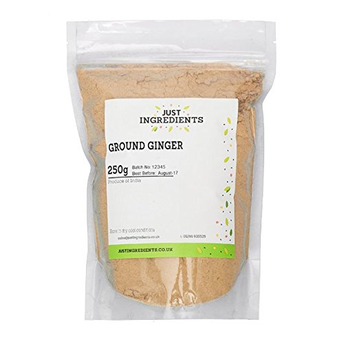 JustIngredients Essential Jengibre Molido - 250 gr