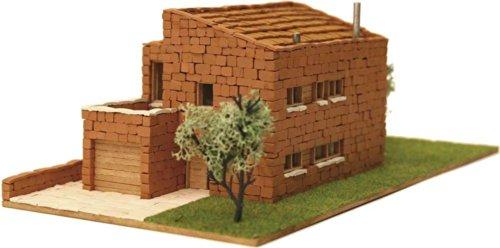 Domus Kits 40603 Domus Kits40603 Modèle réel Telamanca Maisons, échelle 1:87 Multicolore