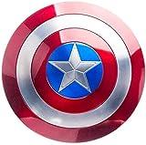 DNSJB Fting Capitán América Escudo para adultos – All Metal 1:1 – de los Vengadores Alliance Toys Colección de regalo de cumpleaños para niños