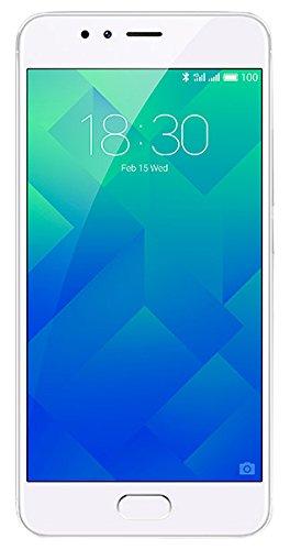 Meizu M5S Smartphone da 16 GB, Argento