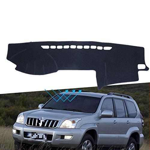 linfei Almohadilla Protectora De La Cubierta del Salpicadero para Toyota Land Cruiser...