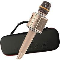 Alpowl Portable Handheld Bluetooth Karaoke Microphone