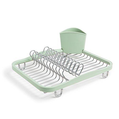 Umbra Sinkin Dish Rack, Mint