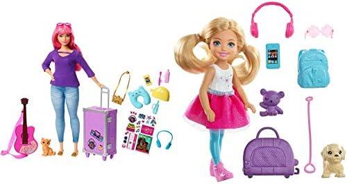 Barbie Doll & Accessories