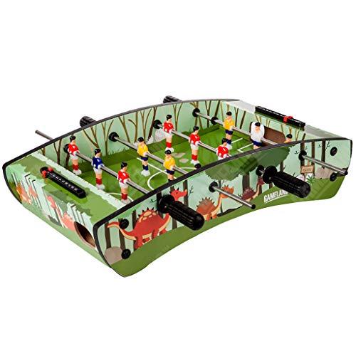 Tischfußball 3-10 Tischkicker Vier-Tisch-Tischkicker Brettspiele Für Kinder Lernspielzeug Für Kinder Interaktives Sportspielzeug Für Jungen Geschenke Für Kinder Tischfußball