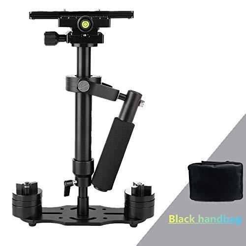 """Stabilizzatore Portatile, Dazzne 15.7""""/ 40cm Stabilizzatore per Fotocamera in Lega di Alluminio Steadicam con 1/4 3/8 di Pollice Vite a Sgancio Rapido per Canon Nikon Sony DSLR fino a 3.31Ib/1.5kg"""
