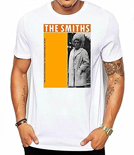 The Smiths T-Shirt Morrissey Heaven Knows I'm Miserable Now Vinyl Queen Dead W