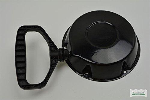 Seilzugstarter Handstarter Schneefräse passend Loncin G340 F 11 PS Ø ca. 215 mm