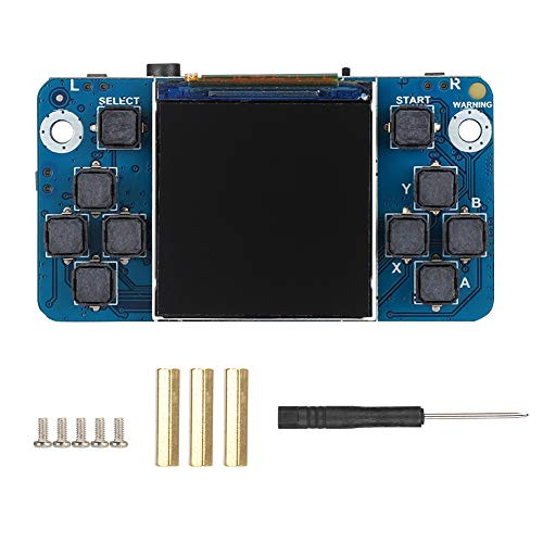ASHATA 1,54 inch LCD-mini handheld Extended game Board voor Raspberry Pi Zero W-spelconsole om te spelen