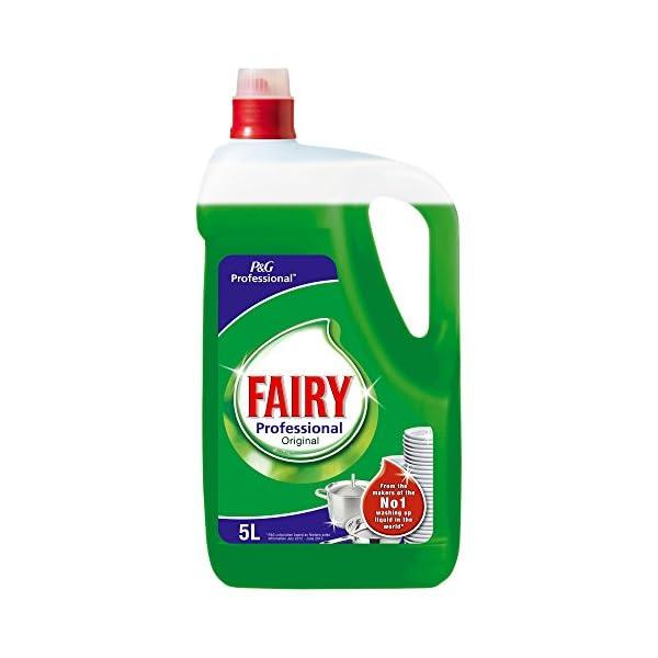 Fairy Jabón Lavavajillas – 5350 gr