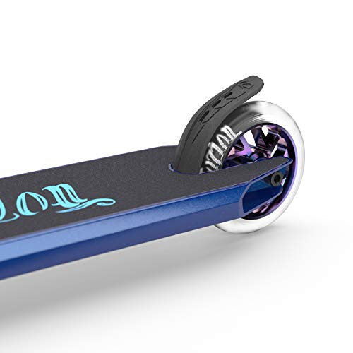 Fuzion Z300 Pro Scooter Complete Trick Scooter -Stunt Scooters for Kids 8 Years and Up, Teens and Adults – Durable, Freestyle Kick Scooter for Boys and Girls (2020 - Blue)