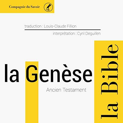 Couverture de La Genèse