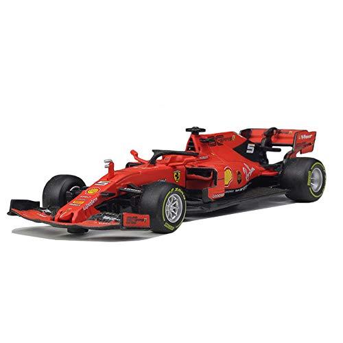ZZH 2019 Ferrari F1 FS90 Edición Especial Kit Coche Modelo Escala 1:43,A1