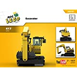 Excavator (Instruction Only): Moc Life (English Edition)