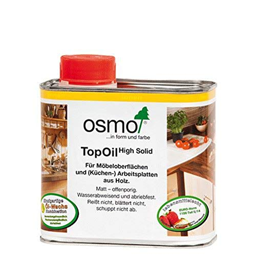 Osmo Top Oil-Natural 0.5 Litre 3068