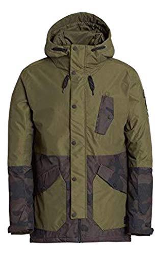 Billabong Men's Men's Adversary Snow Jacket - Multi - Mediu