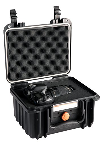 VANGUARD Supreme 27F Waterproof Camera Case with Customisable Foam Insert