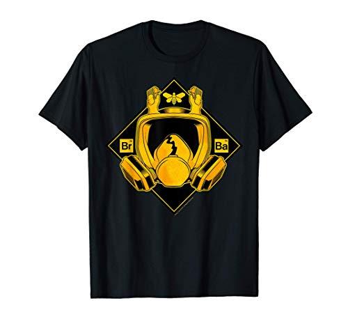 Breaking Bad Periodic Gas Mask T-Shirt