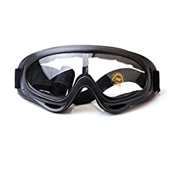 Image of Motorcycle Goggles Clear...: Bestviewsreviews
