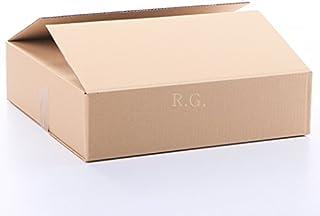 Versandkarton Karton Faltkarton Verpackungen Bücherkartons 400x400x100 mm (100 Stück) B01HMN3MR0  Schnelle Lieferung