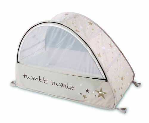 Koo-Di KD177/32 Pop Up Sun und Schlaf Bubble-Kinderbett, natur