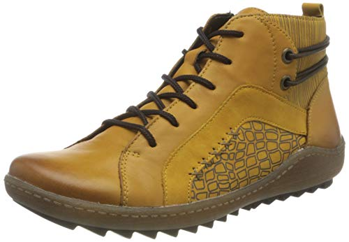 Remonte Damen R1499 Sneaker, Honig/Honig/Bronze/Bronze / 68, 37 EU