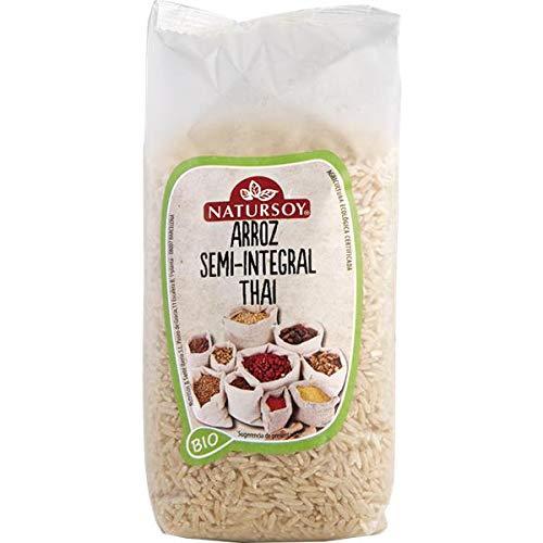 ijsalut - arroz thai semi int bio 500gr natursoy 500 gr