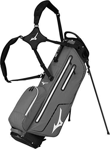 Mizuno Pro Cart Bag für Schläger, für Herren, Schwarz, Einheitsgröße