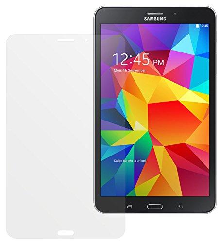 dipos I 2X Schutzfolie matt kompatibel mit Samsung Galaxy Tab 4 8.0 T335 Folie Displayschutzfolie