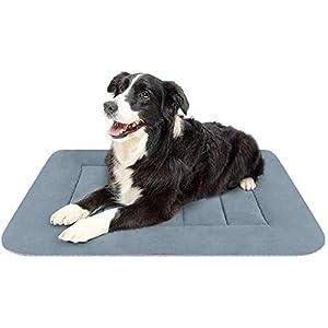 Hero Dog Large Dog Bed Crate Pad Mat Washable Matteress Anti Slip Cushion for Pets Sleeping