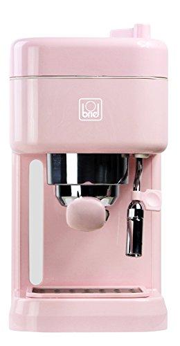 Briel ES14 espressomachine ABS roze 15 x 21,5 x 29 cm