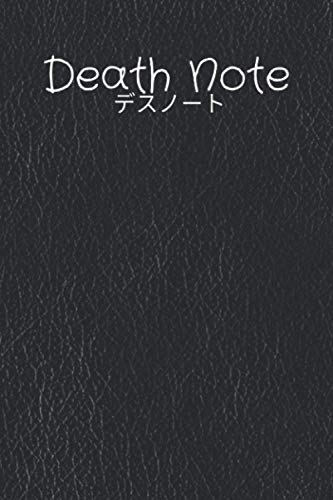 Death note notebook: Anime Death Note ( Death Note Notebook / Journal ) Goldenvalueable FROGWILL Death note vol. 1 2 3 4 to 10 11 12 13 Lined paper