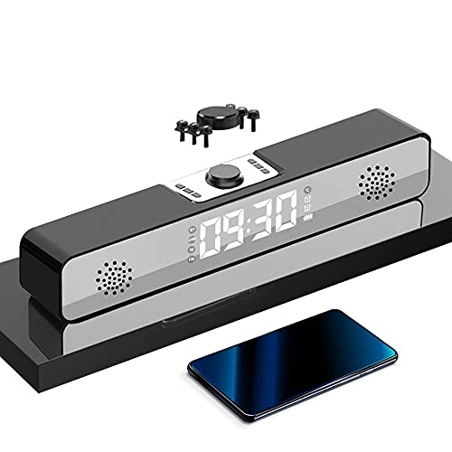 Radio Reloj Despertador Digital  marca SPOWAY