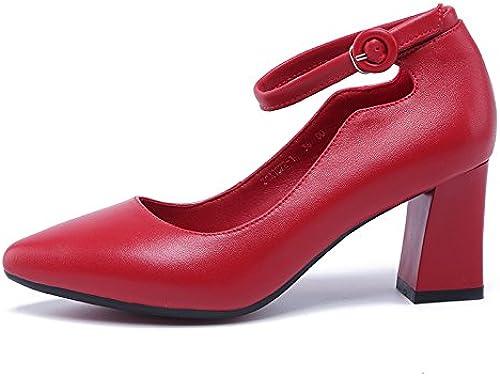las mejores marcas venden barato Jqdyl Tacones zapatos de