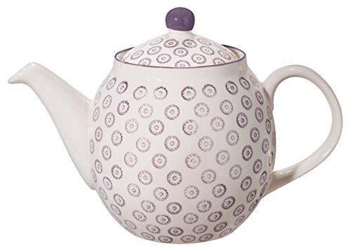 Bloomingville Teekanne Isabella purple/fasst 1,2 Liter