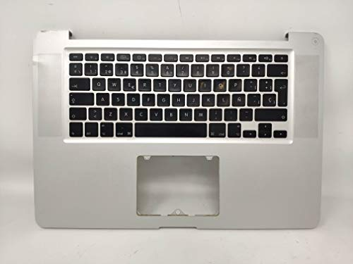 COMPRO PC Top Case Assembly for Apple MacBook PRO 15' A1286 MC721LL/A Original Layout Spa - 069-8153-10 - A1286 2011 069-8153-10