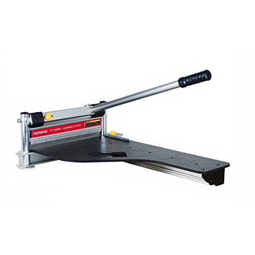 Norske Tools NMAP001 13 inch Laminate Flooring and Siding Cutter