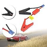 Cavi jumper booster Cavi di avviamento per jumper batteria di ricambio per autoveicoli per collegamento batteria auto Morsetti coccodrillo di emergenza