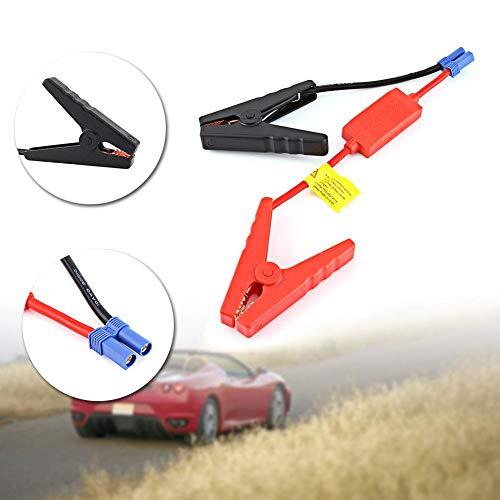 Starthilfekabel für Autobatterien Starthilfekabel für Starthilfebatterien Für den Anschluss von Autobatterien Notfall-Krokodilklemmen Starthilfebatterie-Clips