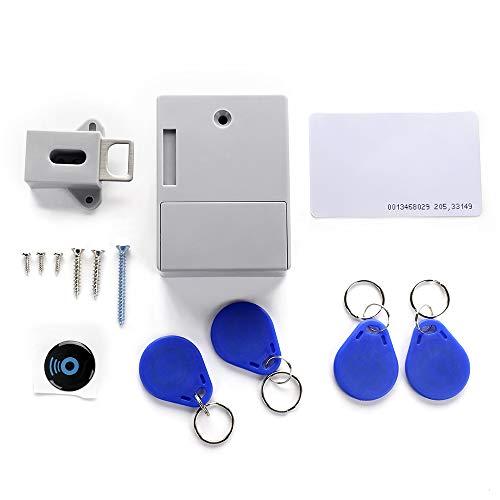 Bloqueo antirrobo de huellas dactilares para el hogar con cerradura inteligente de Xueliee, sin llave, con contraseña digital desbloqueada