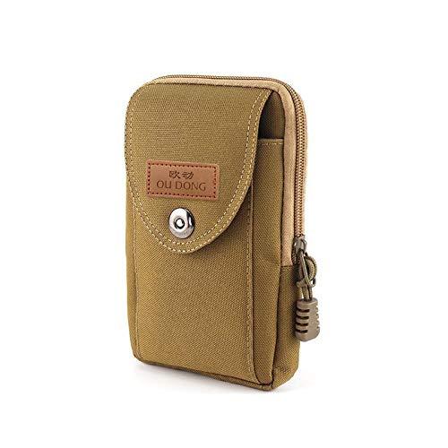 Universal lona bolsa del teléfono móvil para el iPhone 5 5s 4...