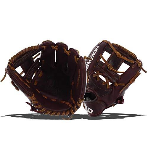Nokona Bloodline Pro Series Baseball Glove: P4 P4 Left Hand Thrower