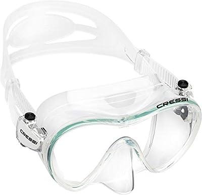 Cressi Mini Frameless, clear