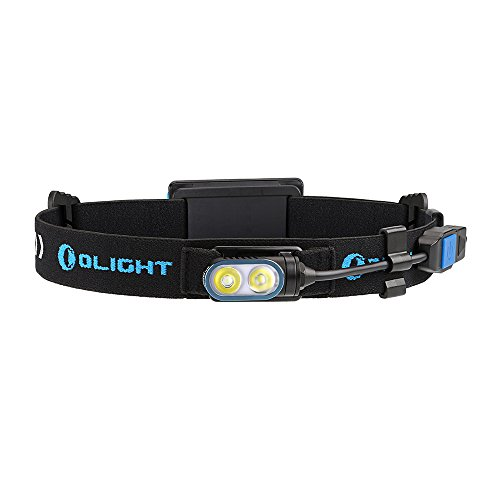 Olight HS2 - Lampe Frontale Puissante Rechargeable...