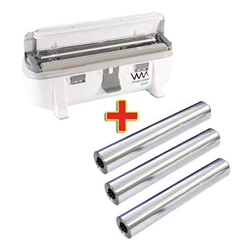 Wrapmaster Dispenser en folie 30,5 cm Catering Rolls vult Clingfilm