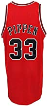 SCOTTIE PIPPEN 2003-04 CHICAGO BULLS GAME USED WORN ROAD JERSEY MEARS LOA