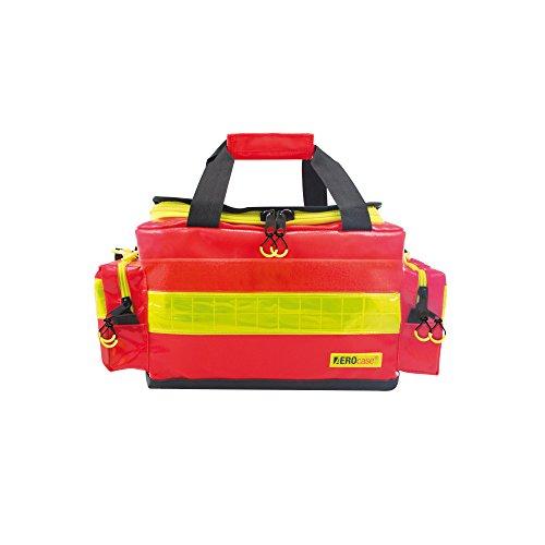 AEROcase® - Pro1R BM1 Notfalltasche M Plane, Farben:Rot