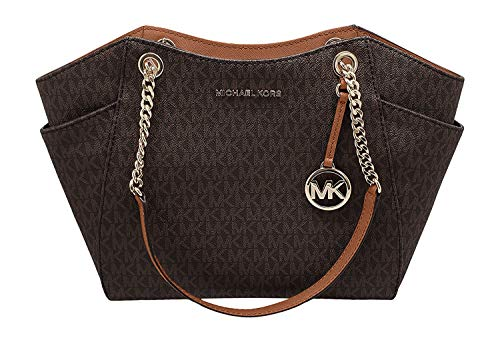 Michael Kors Jet Set Bag Brown 35F8GTVE7B