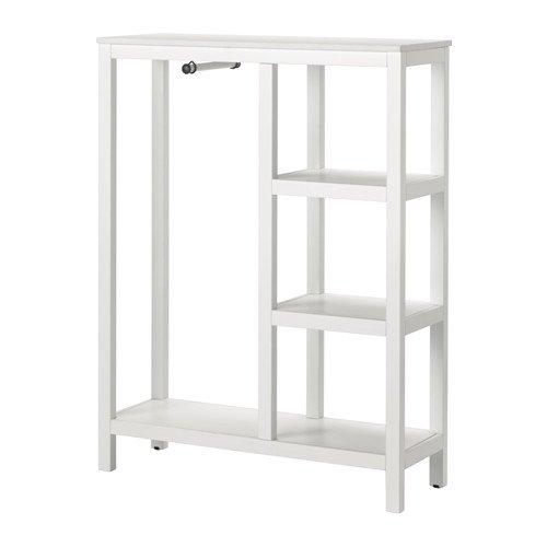IKEA(イケア)『HEMNES オープンワードローブ』